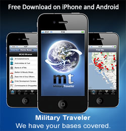 Military Traveler App