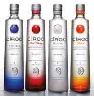 Ciroc Vodka Original & All Flavors