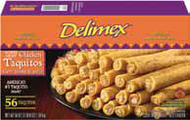 DELIMEX® Chicken Taquitos