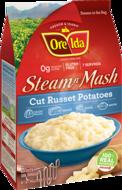 Ore–Ida® Steam n' Mash® or Ore-Ida® Hash Browns