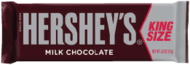 HERSHEY'S® Milk Chocolate King Size Bar