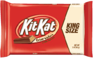 KIT KAT® Wafer Bars King Size