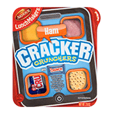 Armour LunchMakers Ham Cracker Crunchers