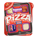 Armour LunchMakers Pepperoni Pizza