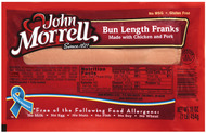 John Morrell Bun Length Franks