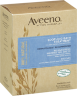 AVEENO Active Naturals® Soothing Bath Treatment