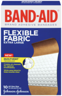Band-Aid® Flexible Fabric One Size