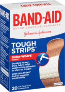 Band-Aid® Tough Strips All One Size