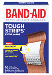 Band-Aid® Tough Strips Extra Large