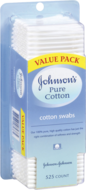Johnson's Cotton Swabs Value Pack
