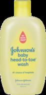 Johnson's Baby Head to Toe Wash
