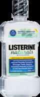 Listerine Naturals w/Fluoride Herbal Mint Mouthwash