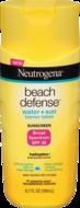 Neutrogena® Beach Defense Broad Spectrum SPF 30