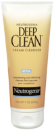 Neutrogena® Deep Clean Cream Cleanser