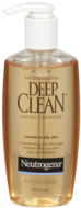 Neutrogena® Deep Clean Facial Cleanser
