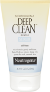 Neutrogena® Deep Clean Gentle Scrub