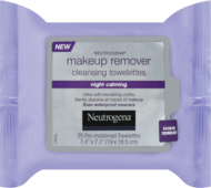 Neutrogena® Night Calming Cleansing Cloths