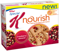 K-Nourish Bars Cranberry Almond