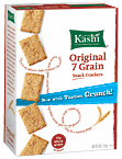 Kashi TLC Original 7 Grain Crackers
