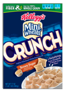 Frosted Mini Wheats CRUNCH