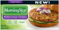 MorningStar Farms Mediterranean Chickpea Veggie Burger