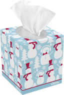 Kleenex Holiday Casuals Facial Tissue