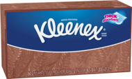 Kleenex White Facial Tissue