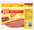 OSCAR MAYER Roast Beef