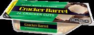 CRACKER BARREL Sharp White Cheddar Cheese Cracker Cuts