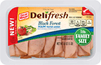 OSCAR MAYER Deli Fresh Black Forest Ham