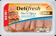 OSCAR MAYER Deli Fresh Hot 'n' Spicy Ham Cold Cuts