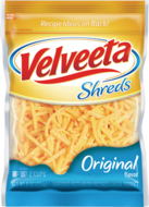 VELVEETA Shreds