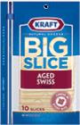 KRAFT Big Slice Cheese