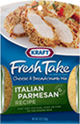 KRAFT FRESH TAKE Recipe Cheese & Breadcrumb Mix