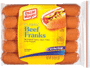 OSCAR MAYER Beef Franks