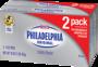 PHILADELPHIA Cream Cheese - 2 Pack