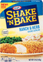 SHAKE 'N BAKE Seasoned Coating Mix