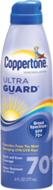Coppertone ultraGUARD Continuous Spray SPF 70 Sunscreen