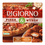DiGiorno 3 Meat Pizza & Honey BBQ Wyngz
