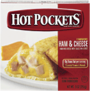 Hot Pockets Ham & Cheese