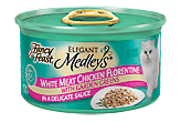 Fancy Feast Elegant Medleys - White Meat Chicken Florentine