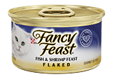 Fancy Feast - Fish & Shrimp Feast