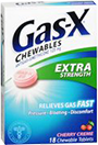 Gas-X® Cherry Creme Tabs