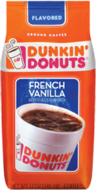 Dunkin' Donuts® French Vanilla Ground Coffee
