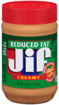 Jif® Reduced Fat Creamy Peanut Butter Spread