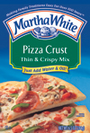Martha White® Pizza Crust Mix