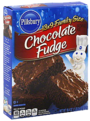 Pillsbury® Chocolate Fudge Brownie Mix