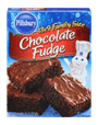 Pillsbury® Chocolate Fudge Classic Brownie Mix