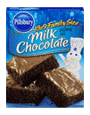 Pillsbury® Milk Chocolate Classic Brownie Mix