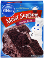 Pillsbury® Moist Supreme® Devil's Food Premium Cake Mix